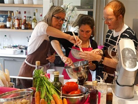 cours de cuisine versailles l atelier de cuisine de 224 versailles yvelines tourisme