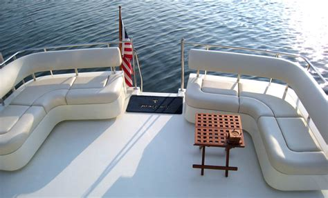 Custom Boat Seating Bench by Custom Fiberglass Boat Benches A Great Addition To Any