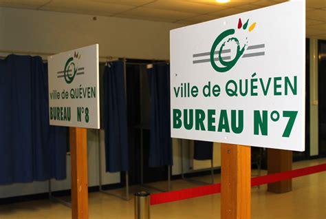les bureaux de vote mairie de qu 233 ven