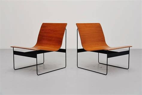 guenter renkel lounge chairs rego germany stdibs