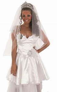 Adult Bride Costume TV Big Fat Gypsy Wedding Fancy Dress Womens Outfit 8-30 | eBay