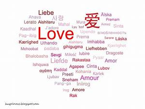 Huge Lovers Quotes: Love In Different Languages