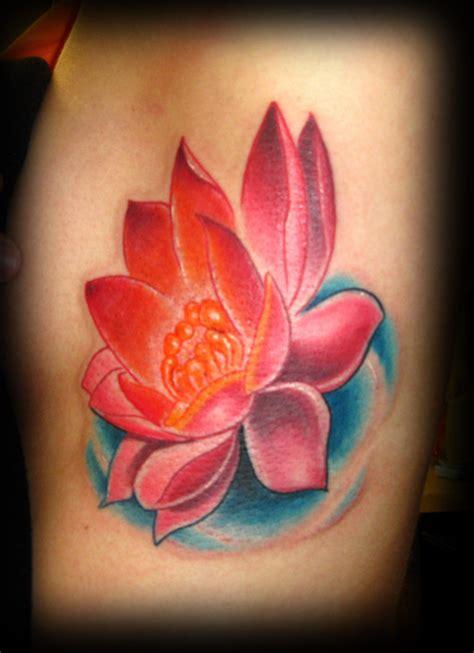 geometric tattoo lotus ideas flawssy