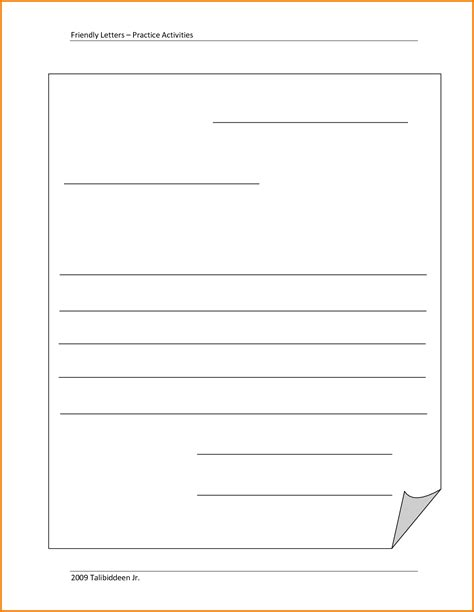 5 printable formal business letter format expense report