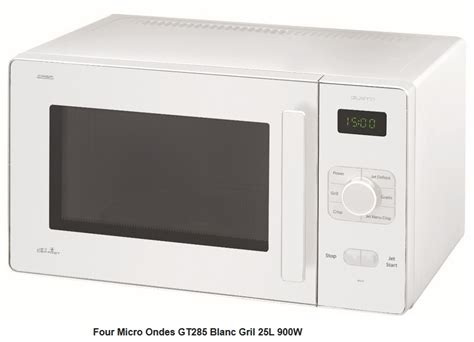auchan micro ondes four micro ondes grill gt285wh whirlpool pas cher 224 prix auchan