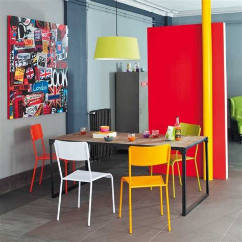 chaises maisons du monde 12 idées déco avec des chaises dépareillées