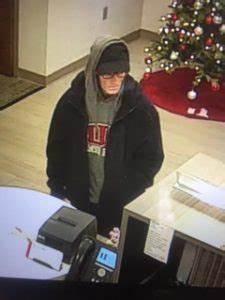 Update: Search Underway For Suspect In Garrett Co. Bank ...