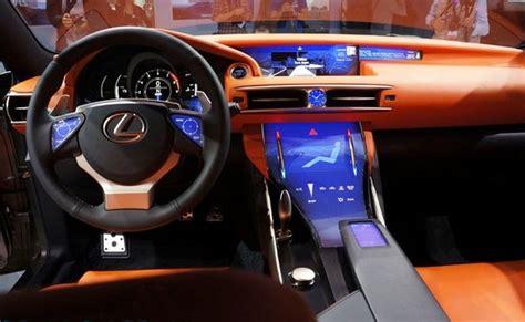 futuristic car interiors wordlesstech