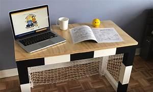 Construire Un Bureau : tutoriel construire un bureau cage de foot ou hockey ~ Melissatoandfro.com Idées de Décoration