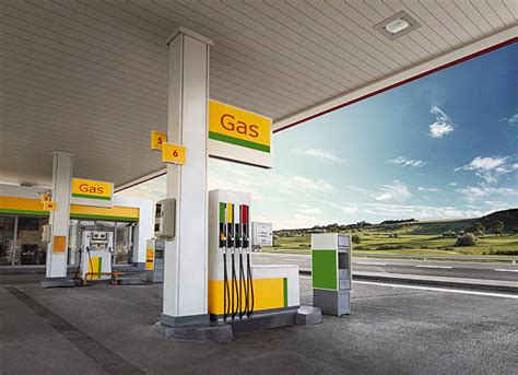 Top 60 Gas Station Stock Photos, Pictures, And Images