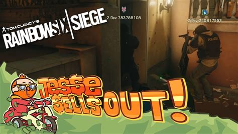 sells out rainbow six siege cox let 39 s