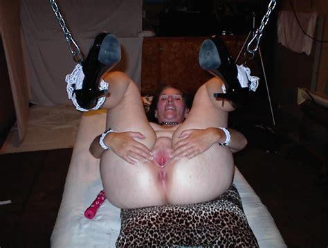 Homemade Bondage Mature Porn Photo