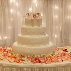 wedding cake table decorations pictures wedding and With wedding cake table ideas