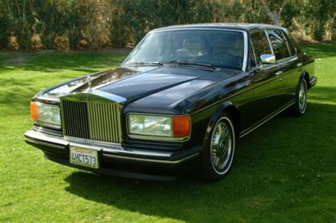 Find Used 1991 Rolls Royce Silver Spur Base Sedan 4-door 6