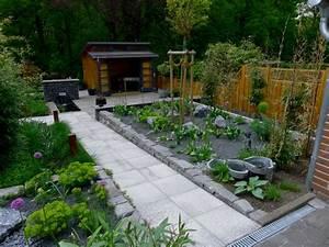 Gartengestaltung Sichtschutz Beispiele : gartengestaltung ideen beispiele nowaday garden ~ Lizthompson.info Haus und Dekorationen