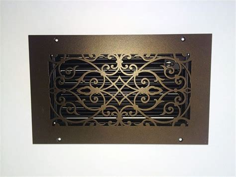 At van dyke's restorers, we carry a wide selection of antique vent covers and vent registers to give your space a more uniform look while adding charming details. Corinthian Vent Cover in 2021   Vent covers, Decorative ...