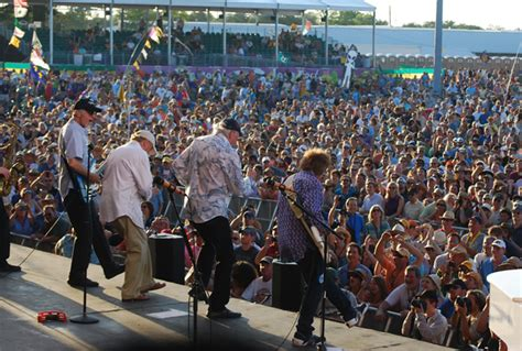 The Beach Boys at Jazz Fest - Rolling Stone