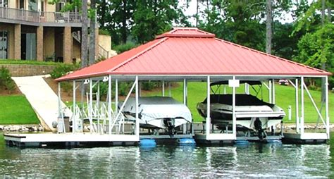 Small Covered Boat by Covered Boat Dock Plans Images