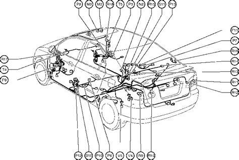Toyota Parts Diagram by Toyota Camry Parts Diagram Automotive Parts Diagram