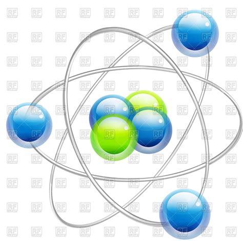 Atom Clipart Atom Royalty Free Vector Clip Image 74466 Rfclipart