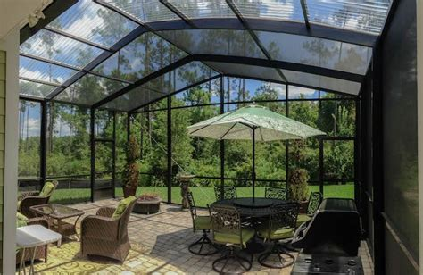 average cost of outdoor patio 17 best ideas about enclosed patio on screened