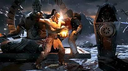 Goro Mortal Kombat Animated Games Fatality Gifs