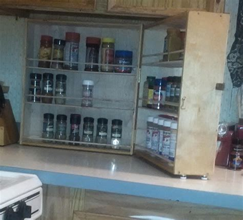 Kitchen Counter Spice Rack by Kitchen Counter Spice Rack Woodworking
