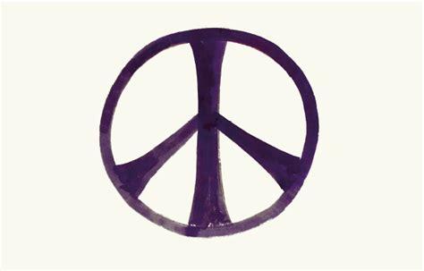 It's The Peace Symbol's Birthday