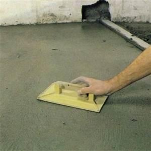 lisser de la chape a la taloche bricolage pinterest With lisser un mur exterieur