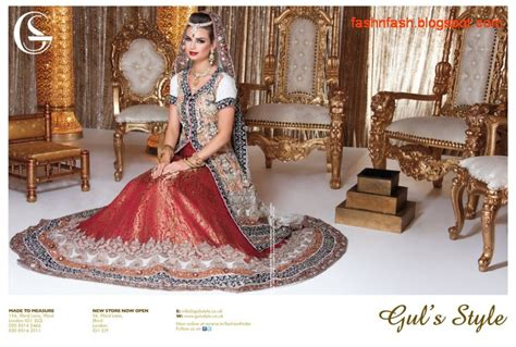 Guls Style,s Bridal Dresses Collection-indian Bridal