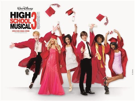 high school musical wallpapers hd
