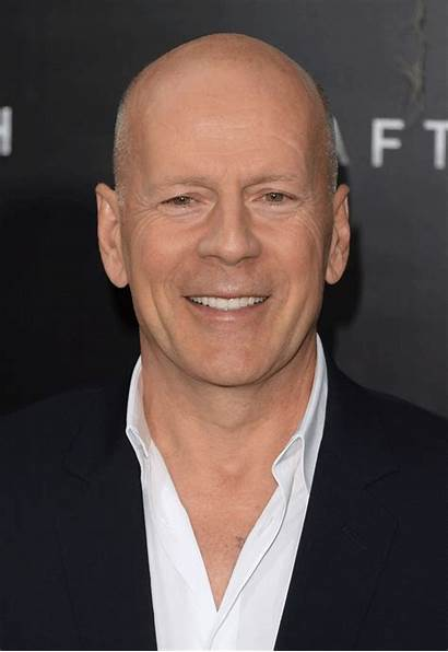 Bald Celebrities Famous Hair Celebrity Willis Bruce