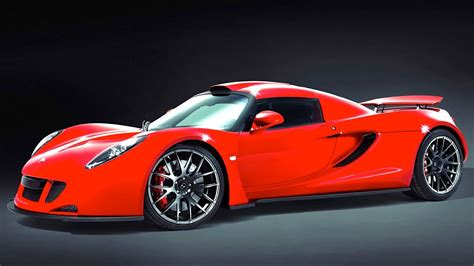 10 Fastest Super Cars