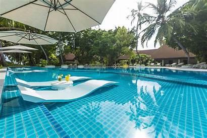 Pool Kurumba Maldives Main Area Refurbished Resort