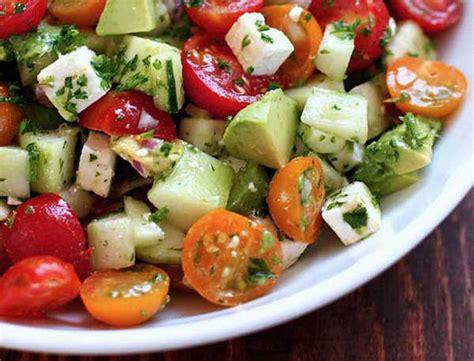 recette de cuisine été 10 idées de salades d 39 été