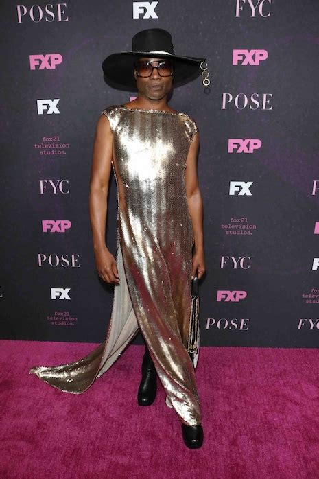 Even Billy Porter Makes Fashion Mistakes Oye Times
