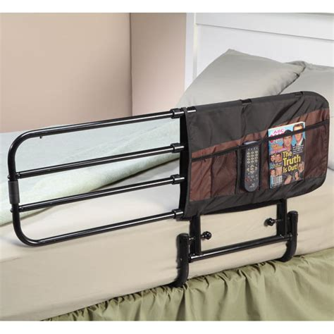 Bed Handrail - ez adjust bed rail bed rails for seniors easy comforts