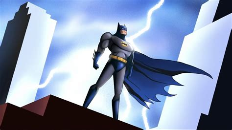 Batman Animated Wallpaper - 30 curiosidades de batman la serie animada