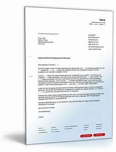 Gründe Für Fristlose Kündigung Mieter : fristlose k ndigung durch vermieter muster zum download ~ Lizthompson.info Haus und Dekorationen