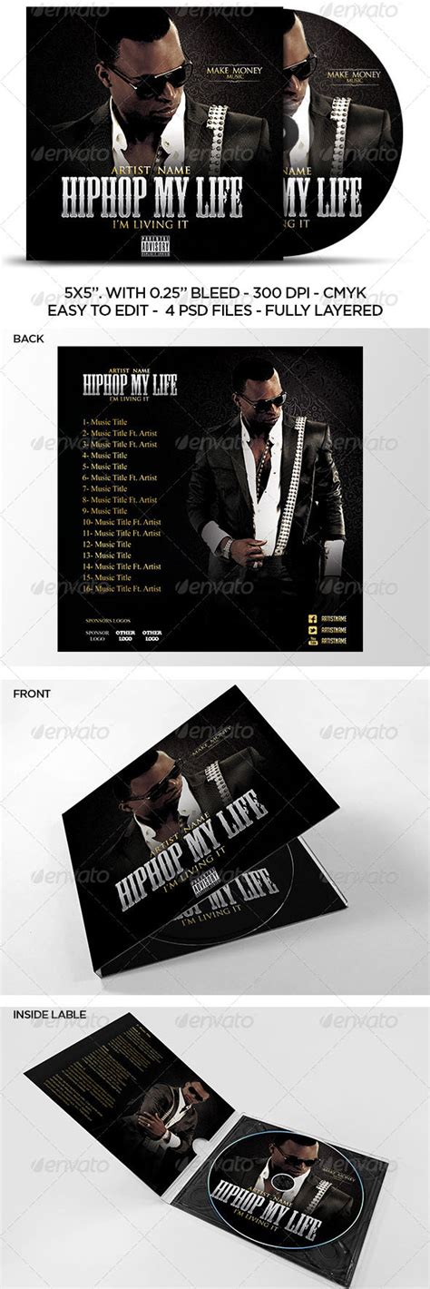 cd album cover poewrpoint template 80 best templates of cd dvd covers psd free premium