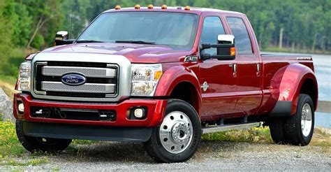 harrison  trucks launches  ford  series superduty
