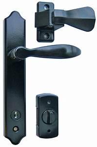 Ideal Security Inc  Deluxe Storm Door Handle Set With