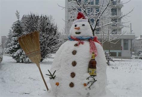 gallery  funny  snowmen