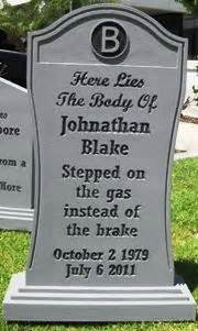 Funny Halloween Tombstones Sayings by Epitaphs On Pinterest Tombstone Sayings Graveyards And