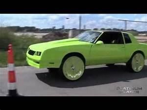 Neon Green Monte Carlo Davin Pearl Rims
