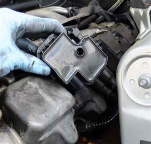 Mercedes Ignition Coil Pack Replacement