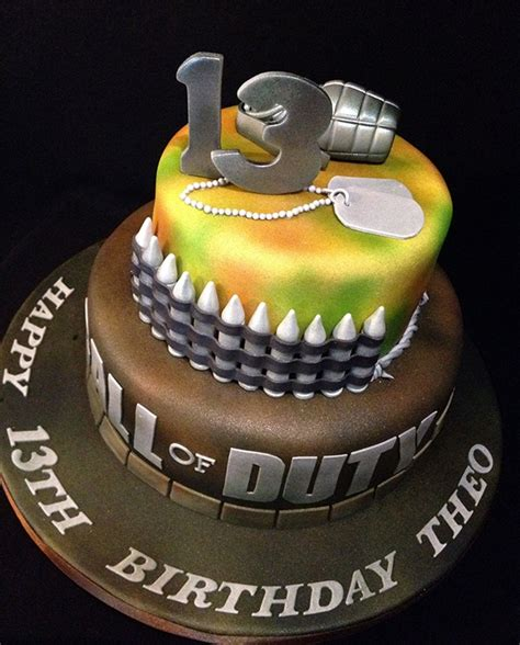 call of duty cake call of duty cake cod on behance