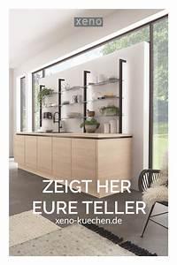 Küche Planen Lassen : offene regale in der k che lassen den raum heller und ~ A.2002-acura-tl-radio.info Haus und Dekorationen