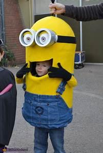 Minion Kostüm Baby : diy minion baby costume photo 2 5 ~ Frokenaadalensverden.com Haus und Dekorationen