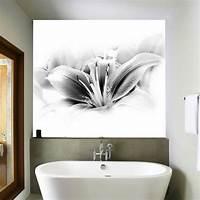 bathroom wall decor ideas 50 Small bathroom decoration ideas – photo wallpaper as wall decor